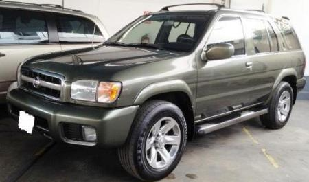 Nissan Pathfinder                                       2004  a solo US$ 11.000