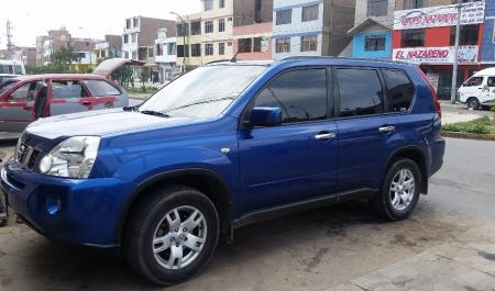 Nissan Xtrail                                       2010  a solo US$ 14.000
