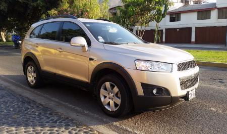 Chevrolet Captiva                                       2011  a solo US$ 15.000