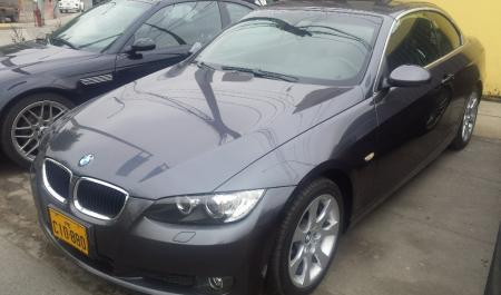 BMW 320i                                       2008  a solo US$ 40.000