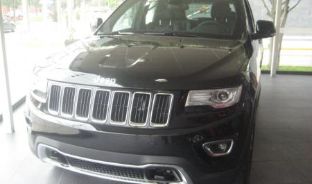Jeep Grand Cherokee Limited                                       2015  a solo US$ 56.990
