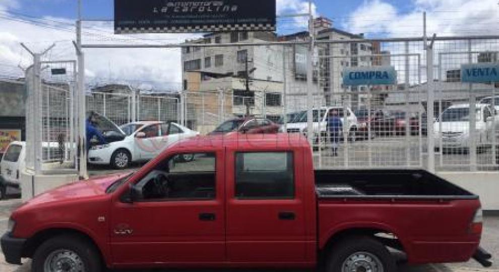 Chevrolet Luv Dmax Cd 2007 Guayaquil