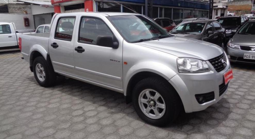 Great Wall Wingle 4x2 Gas Cd Pick Up 2017 Quito