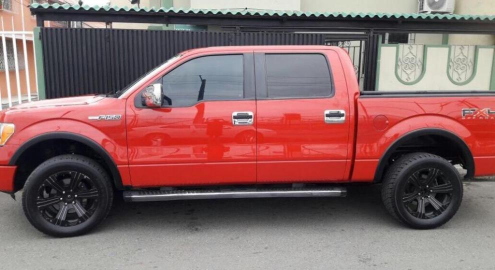 Ford F150 Dc 4x4 2010 Guayaquil