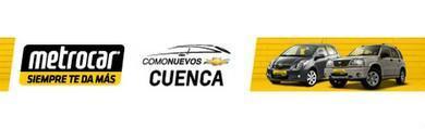 Logo Metrocar Comonuevos Cuenca