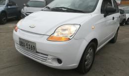 Autos Chevrolet Spark 2014 Usados En Venta En Ecuador Patiotuerca