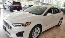 Autos Ford Fusion Hybrid Usados En Venta En Mexico Seminuevos