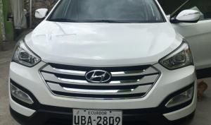 Autos Hyundai Santa Fe 4x4 Usados En Venta En Ecuador