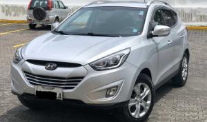 Autos Hyundai Tucson Ix 2014 Usados En Venta En Ecuador