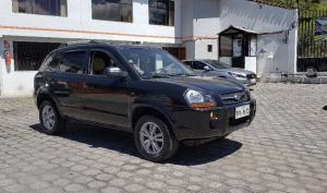 Autos Hyundai Tucson Usados En Venta En Ecuador Patiotuerca