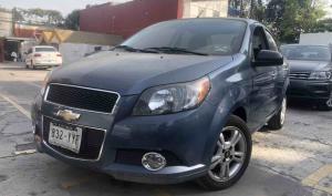 Autos Chevrolet Aveo Usados En Venta En Mexico Seminuevos