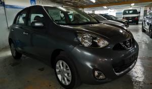 Precios de autos Nissan March 2020 en México