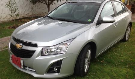 Chevrolet Cruze 2016 Sedán en Guayaquil, Guayas-Comprar usado en ...