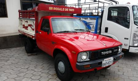 Autos Toyota Camioneta Cabina Simple Usados