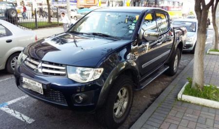 Autos Mitsubishi Camioneta Doble Cabina Usados