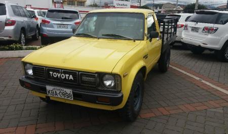 Autos Toyota Camioneta Cabina Simple Usados