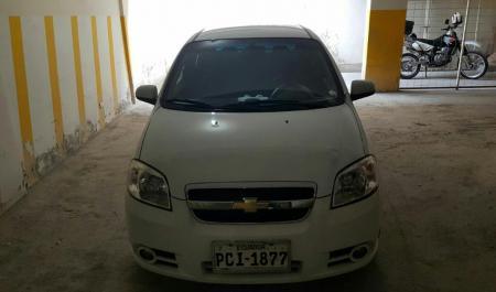 Chevrolet Aveo Emotion GLS 2014 Sedán en Quito, Pichincha-Comprar ...