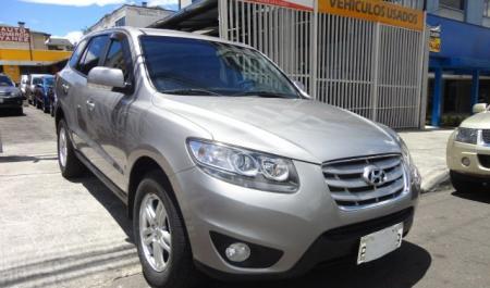 Autos Hyundai Santa Fe 4x2 Todoterreno Usados