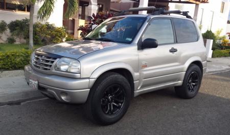 Autos Chevrolet Grand Vitara 3p Sport Todoterreno Usados