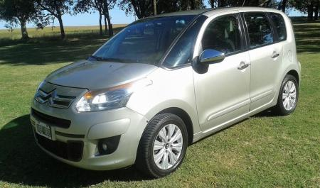 citroen c3 picasso 2011 convertible en almagro capital federal comprar usado en auto foco. Black Bedroom Furniture Sets. Home Design Ideas
