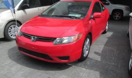 Coupé, Honda Civic Sedan 2008, en Guadalajara - Jalisco