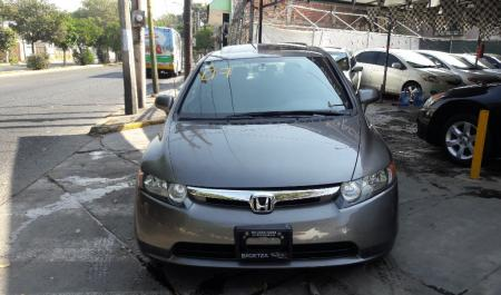 Sedán, Honda Civic Sedan 2007, en Guadalajara - Jalisco