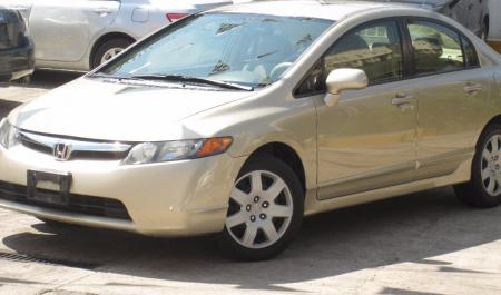 Sedán, Honda Civic Sedan 2008, en Tlaquepaque - Jalisco