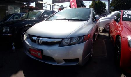 Sedán, Honda Civic Sedan 2010, en Guadalajara - Jalisco
