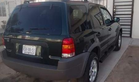 Convertible, Ford Escape 2002, en Culiacan - Sinaloa