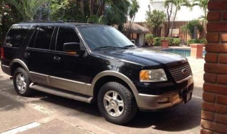 Camioneta SUV, Ford Expedition 2003, en Ahome - Sinaloa