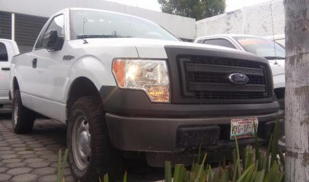 Pickup, Ford F-150 Pick Up 2014, en Puebla - Puebla