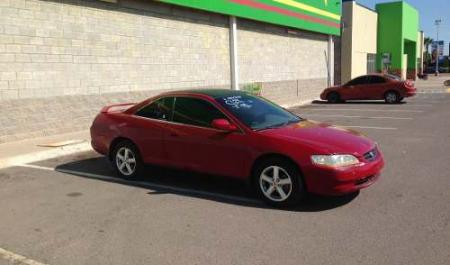 Coupé, Honda Accord 2000, en Ahome - Sinaloa