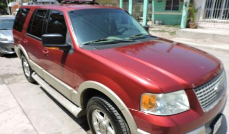 Camioneta SUV, Ford Expedition 2005, en Mazatlan - Sinaloa