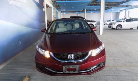 Sedán, Honda Civic Sedan 2014, en Guadalajara - Jalisco