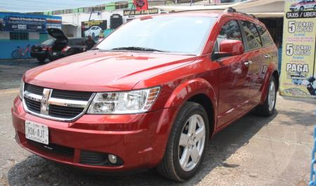 Camioneta SUV, Dodge Journey RT 2010, en Iztapalapa - Distrito Federal