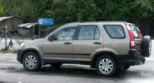 Honda cr v 2005 todoterreno en santo domingo santo for Costo filtro aria cabina honda crv