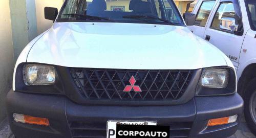 Mitsubishi l200 2004 camioneta doble cabina en cuenca azuay comprar usado en patiotuerca ecuador - Mitsubishi l200 doble cabina ...