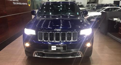 Jeep Grand Cherokee Limited 2014 Todoterreno En Quito