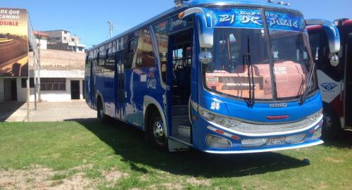 Hino Ak 2014 Autob 250 S En Ibarra Imbabura Comprar Usado En