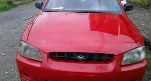 Hyundai accent 2002 sed n en santo domingo santo domingo for Santo domingo motors vehiculos usados