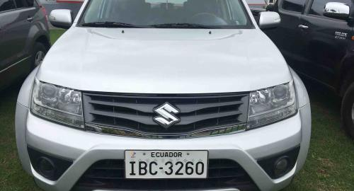 Chevrolet grand vitara sz next 2015 todoterreno en ibarra - Imbauto ibarra ...