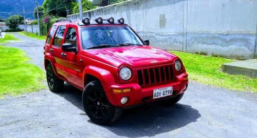 Jeep Liberty 2002 Todoterreno En Quito Pichincha Comprar Usado En