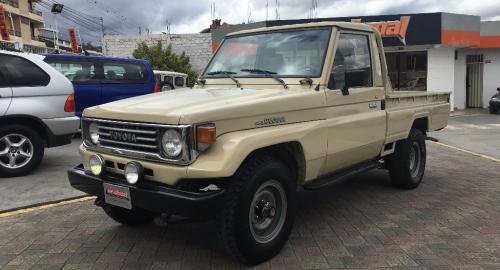 Toyota Land Cruiser Pickup 1990 Todoterreno En Loja Loja