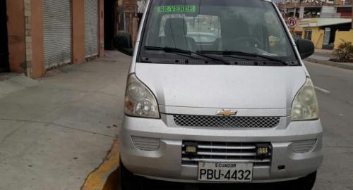 Chevrolet N300 2012 Van En Riobamba Chimborazo Comprar Usado En