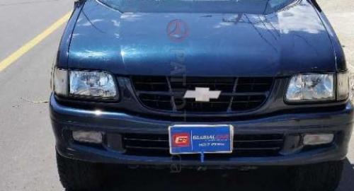 Chevrolet Luv Dmax Cs V6 4x4 2004 Camioneta Cabina Simple En Ambato