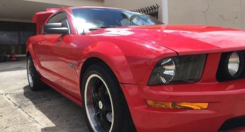 Ford Mustang Gt 2005 Coup 233 En Cuenca Azuay Comprar Usado