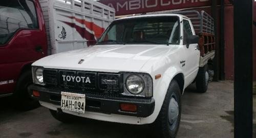 Toyota Stout 1999 Camioneta Cabina Simple En Ambato