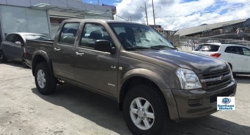 Chevrolet Luv D Max 35l V6 Cd Gls Tm 4x 2006 Camioneta Doble Cabina