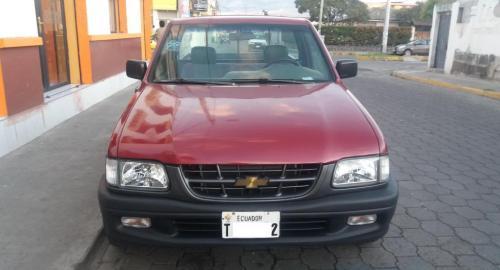 Chevrolet Luv Cs 2003 Camioneta Cabina Simple En Latacunga Cotopaxi