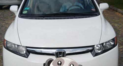 Honda Civic 2008 Hatchback (5 Puertas) en Sangolqui, Pichincha ...